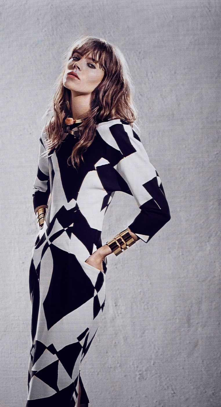 By Malene Birger Fall Winter 2014 Campaign by Freja Beha