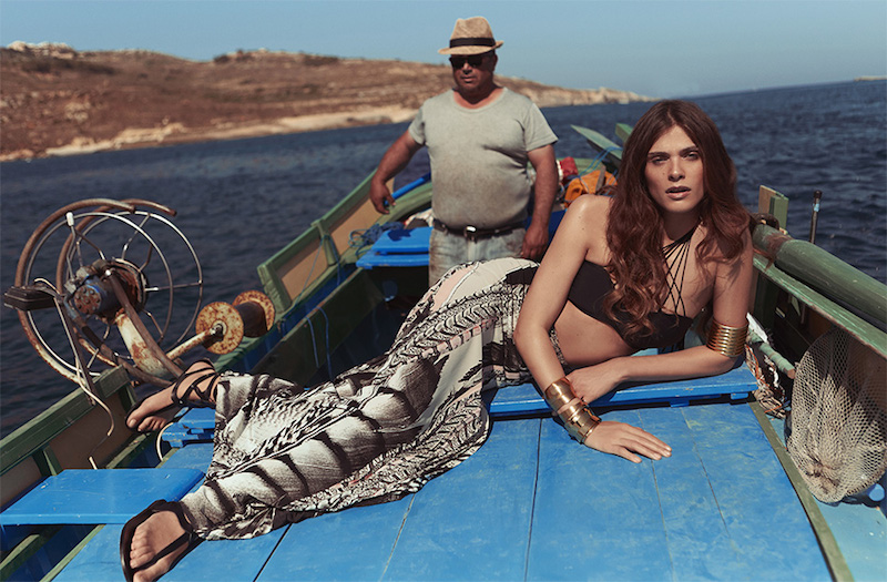 Carnival Queen Elisa Sednaoui for the EDIT_3