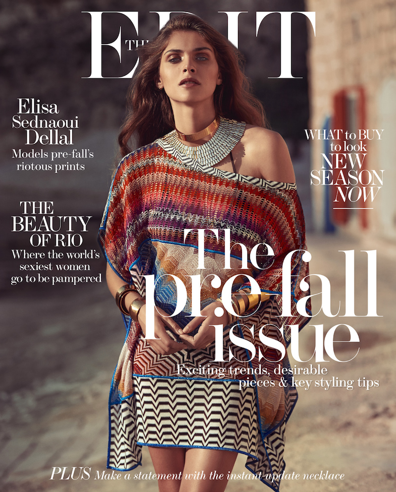 Carnival Queen Elisa Sednaoui for the EDIT_7