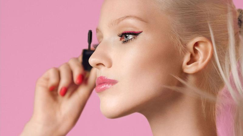 Dior Addict It-Lash Mascara AD Campaign by Sasha Luss