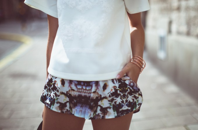 Finders Keepers Walk Home Shorts