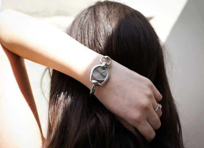 Gucci Horsebit Bracelet Stainless Steel Watch