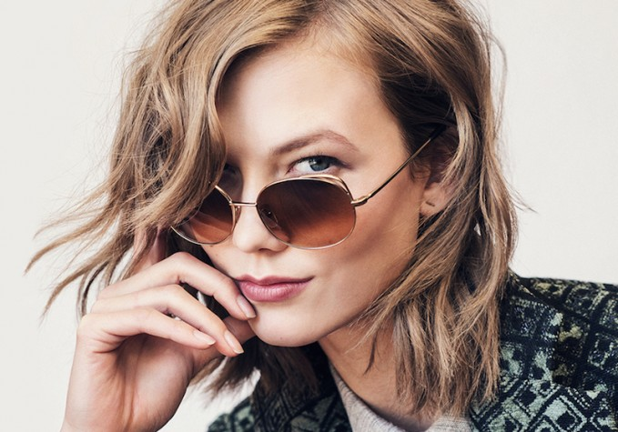 Karlie Kloss x Warby Parker Sunglasses Collaboration