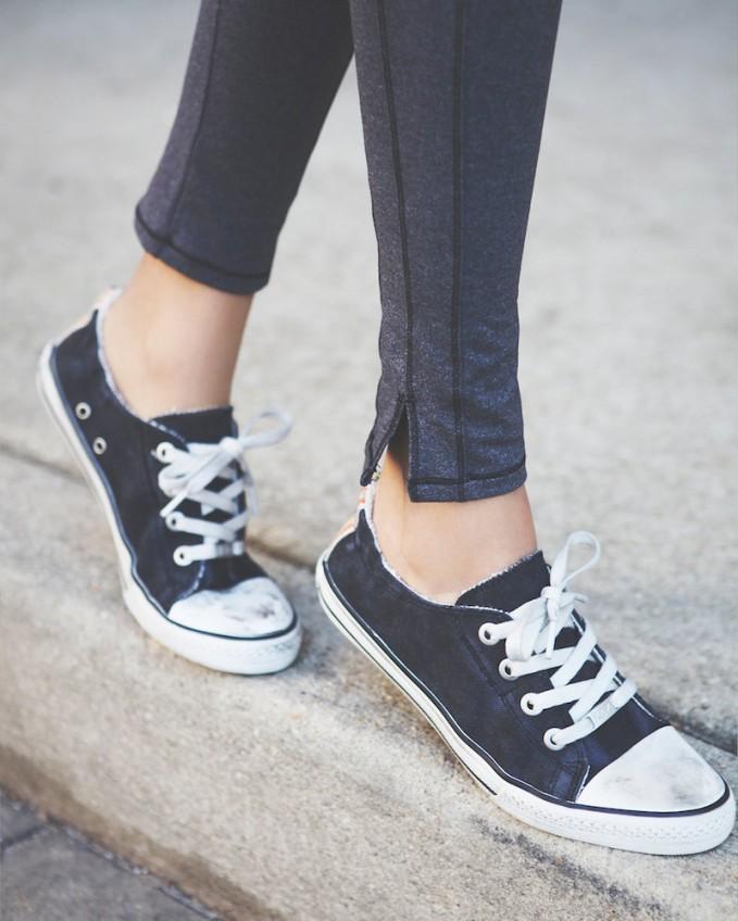 Kim & Zozi Carter Lace Up Sneaker