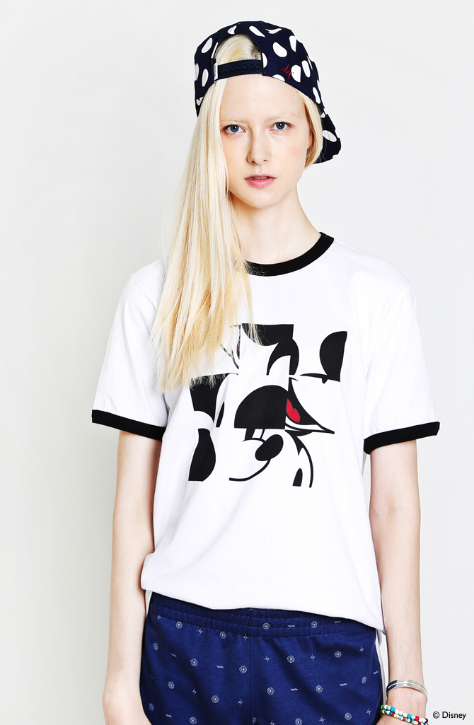 LIFUL x Disney 2014 summer capsule collection 02