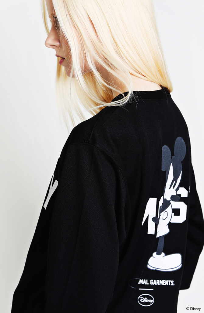 LIFUL x Disney 2014 summer capsule collection 06