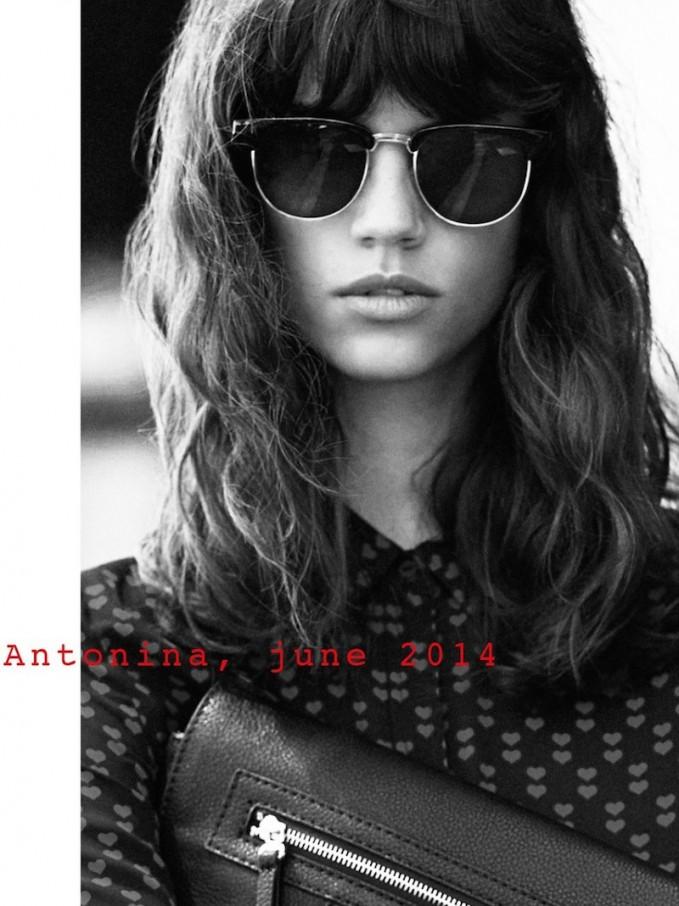 MANGO MAGAZINE // Antonina, June 2014