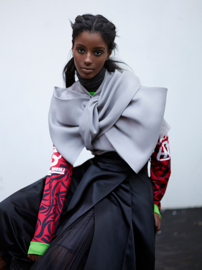 Marc by Marc Jacobs Fall/Winter 2014 Lookbook by Yumi Lambert & Senait Gidey