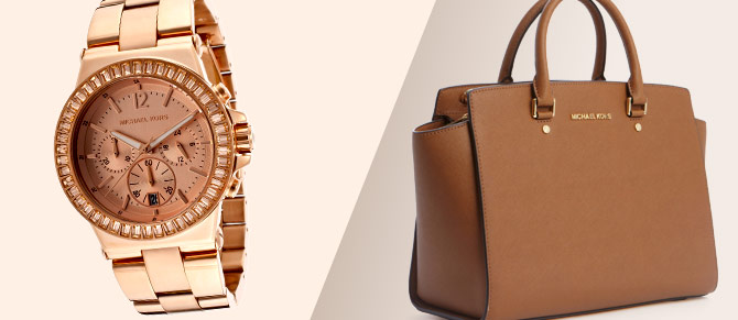 Michael Kors Accessories at Belle & Clive