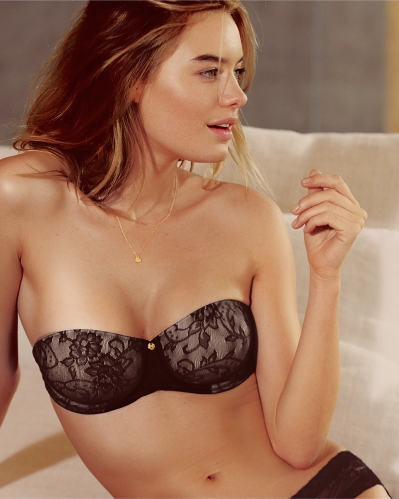 Nordstrom Lingerie Styles by Camille Rowe