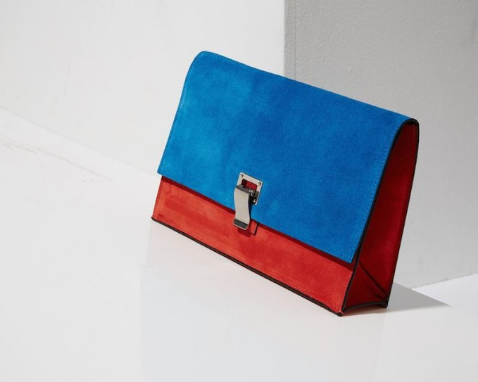 Proenza Schouler x SSENSE Exclusive Lunchbag Clutch Series