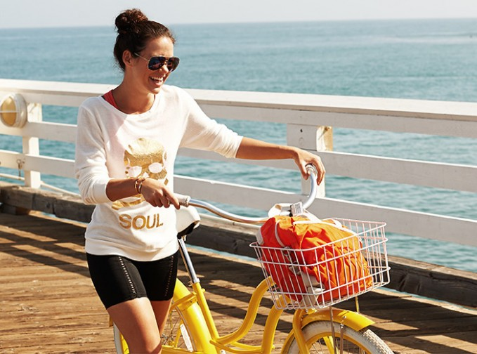 Shopbop x SoulCycle activewear Collection