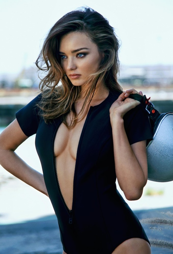 The Edit's Off-duty Style Special by Miranda Kerr
