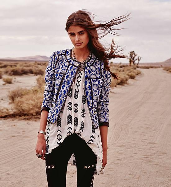The Global Influence - Bohemian Beauty Lookbook by Shopbop