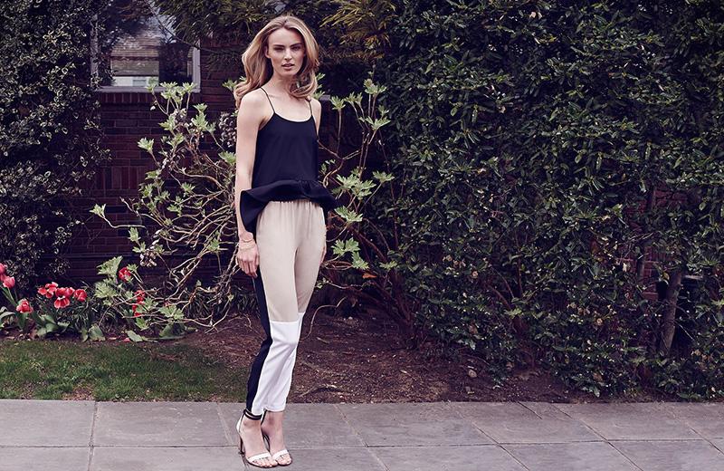 Tibi Summer 2014 Fashion Lookbook by Shopbop