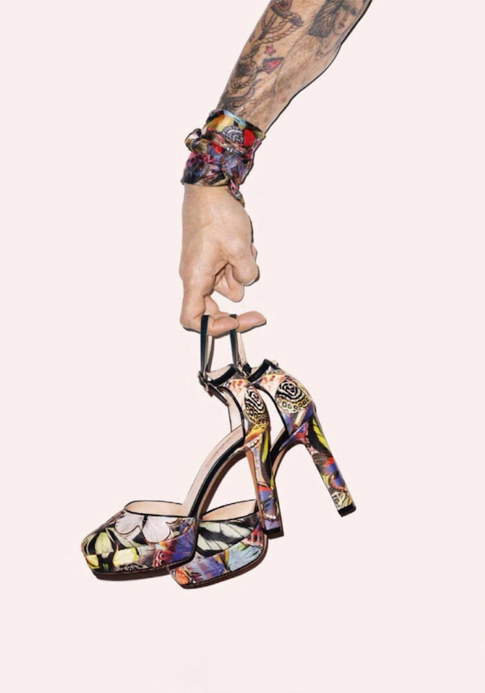 Valentino Fall Winter 2014 AD Campaign by Terry Richardson