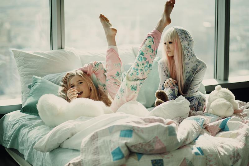 Wildfox Rainbow Dream Girls Prefall 2014 Lookbook_12