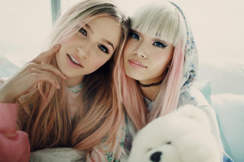 Wildfox Rainbow Dream Girls Prefall 2014 Lookbook_13