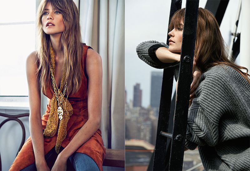 '70 Seduction Behati Prinsloo for The EDIT_5