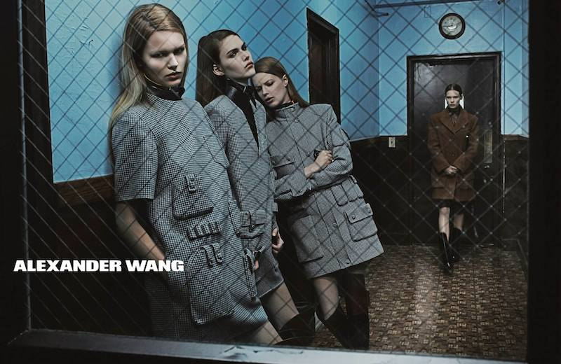 Alexander Wang Fall 2014 Ready to Wear Campaign_1