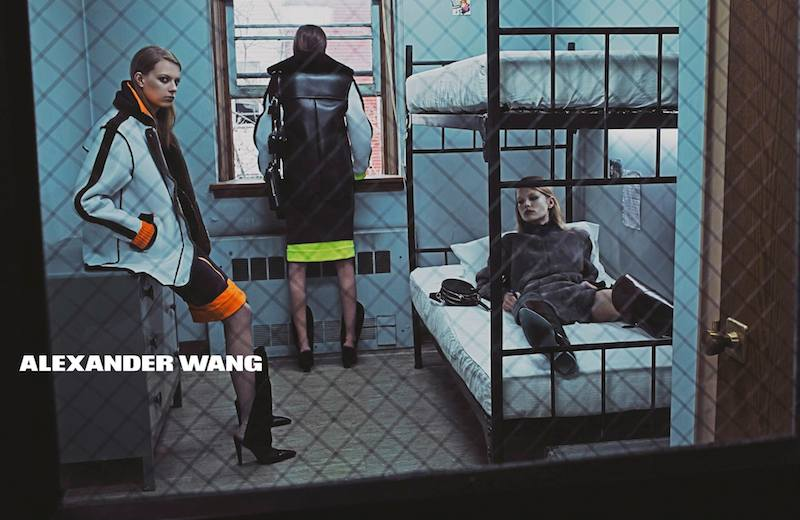 Alexander Wang Fall 2014 Ready to Wear Campaign_2