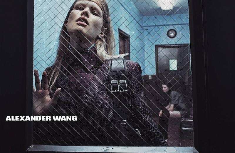 Alexander Wang Fall 2014 Ready to Wear Campaign_3