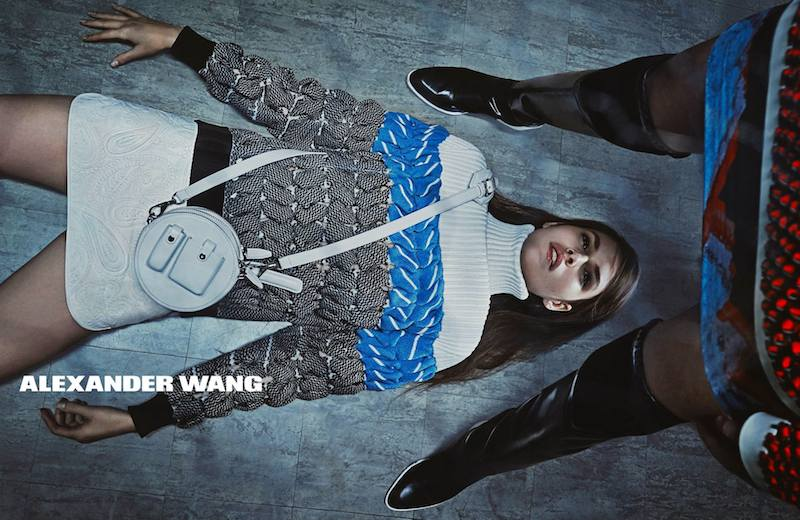 Alexander Wang Fall 2014 Ready to Wear Campaign_4