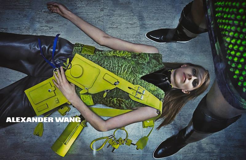 Alexander Wang Fall 2014 Ready to Wear Campaign_5
