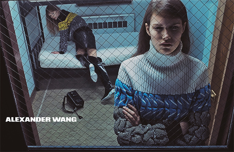 Alexander Wang Fall 2014 Ready to Wear Campaign_7