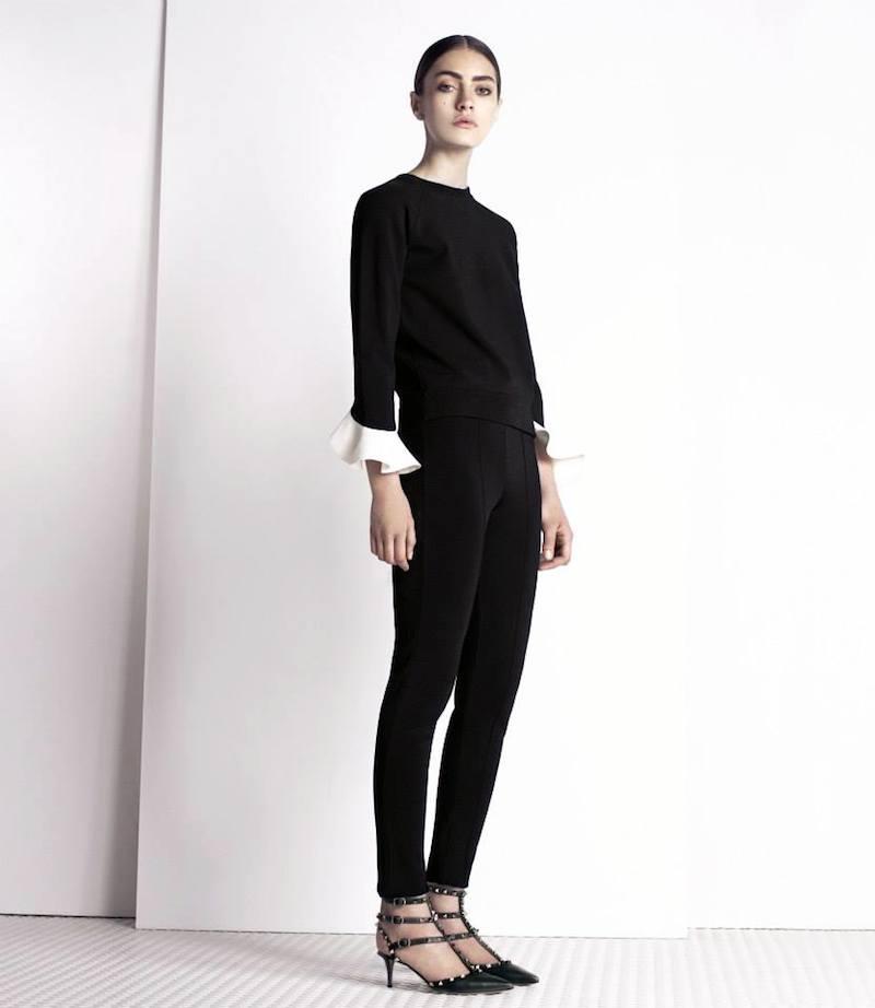Be Mine: Valentino Pre-Fall 2014 Lookbook at Barneys New York