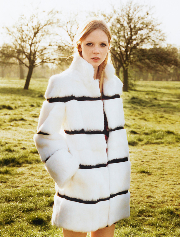 Check out blumarine fall winter 2014 ad campaign by thairine garcia