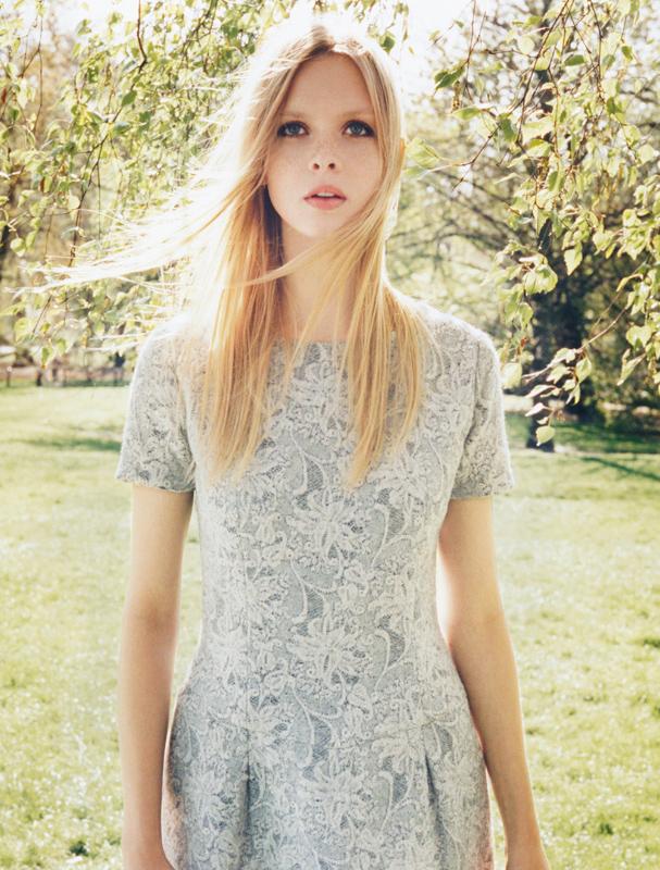 Blugirl Fall/Winter 2014 AD campaign by Dani Witt