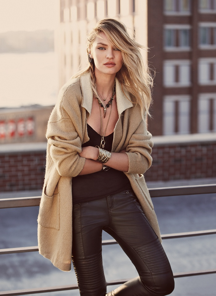 Candice Swanepoel for Free People July Catalog