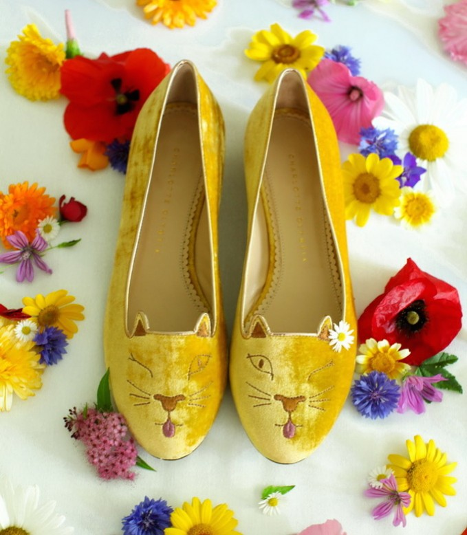 Charlotte Olympia Kitty & Co. Collection