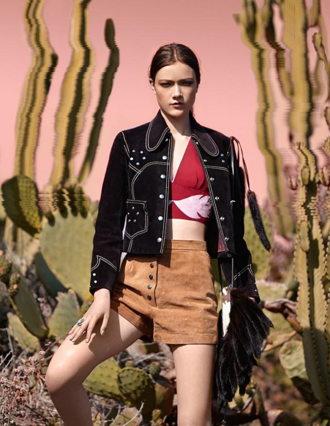 Desert Me Nasty Gal Vintage Lookbook