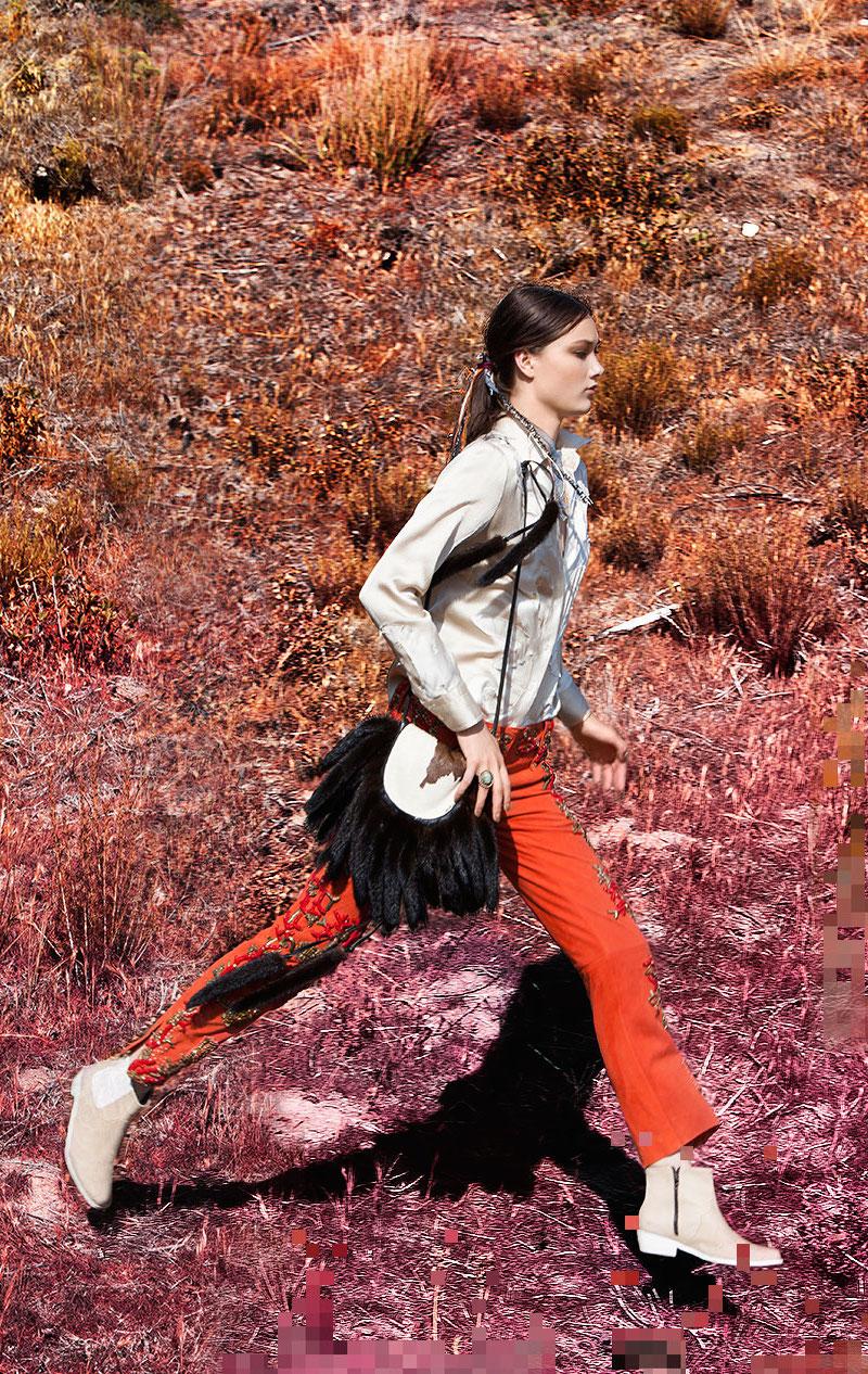 Desert Me Nasty Gal Vintage Lookbook_10