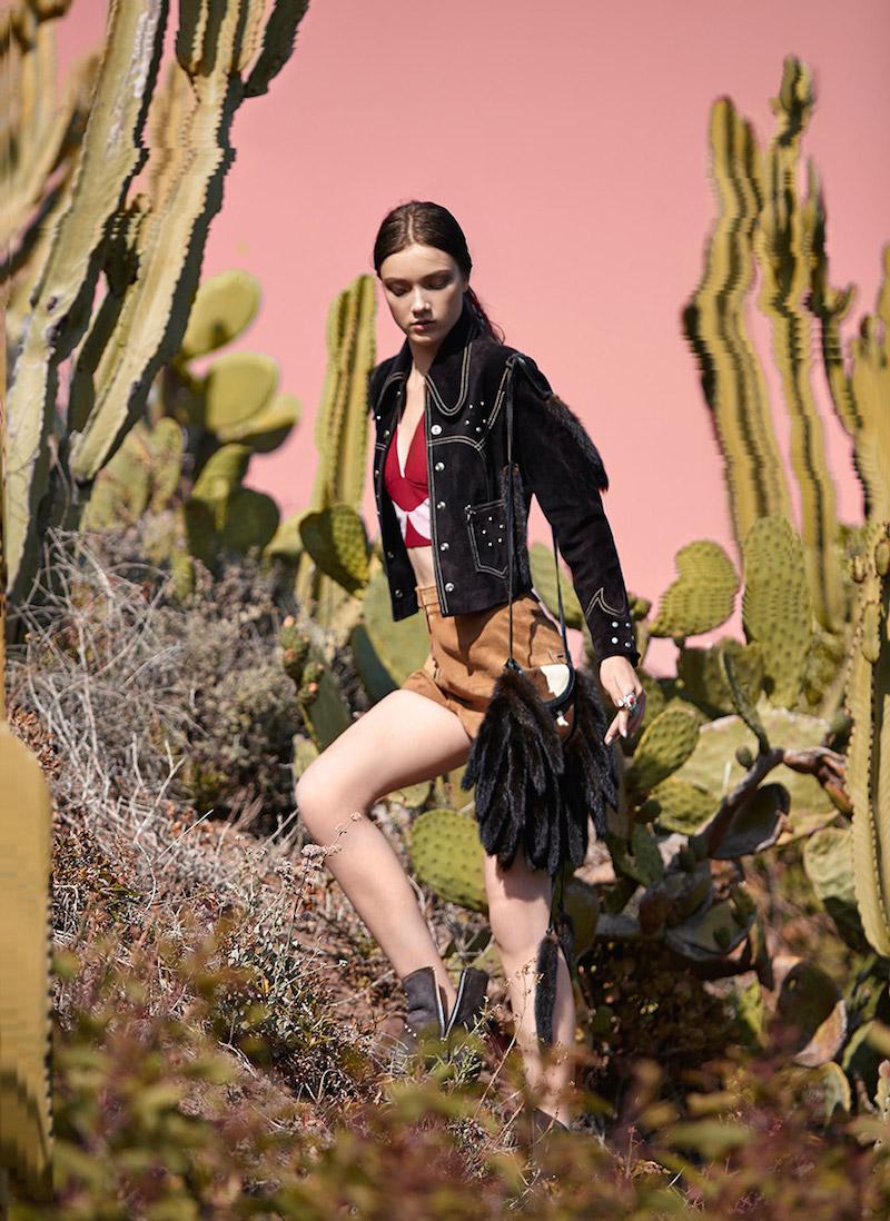 Nasty Gal Desert Me 2014 Vintage Lookbook