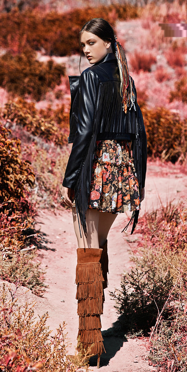 Desert Me Nasty Gal Vintage Lookbook_6