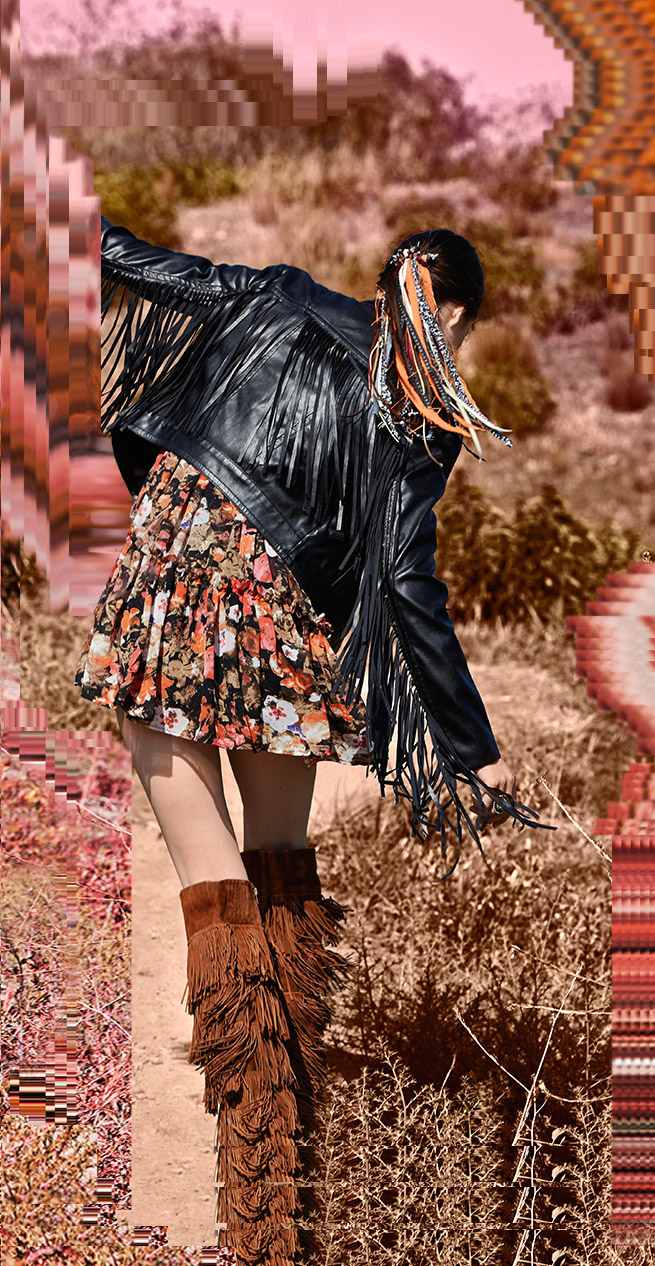 Desert Me Nasty Gal Vintage Lookbook_7