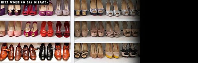 Designer Footwear Clearance at Brandalley