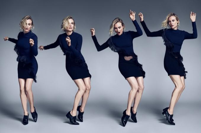 Diane Kruger: Star of MyTheresa.com Women Series