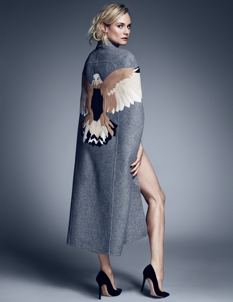 Diane Kruger: Star of MyTheresa.com Women Series