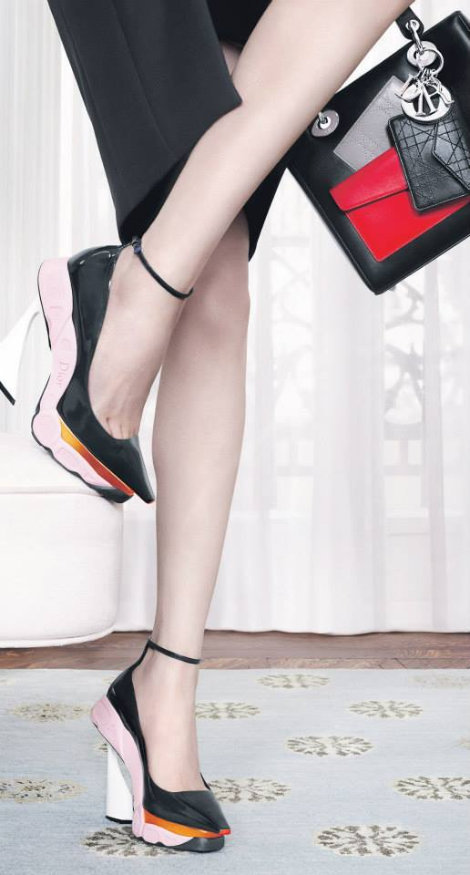Dior Accessories of the Autumn-Winter 2014-15 Ready-To-Wear Campaign