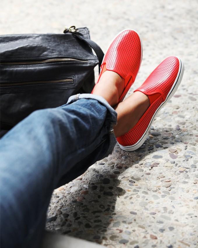 Dolce Vita Gibson Slip on Sneaker