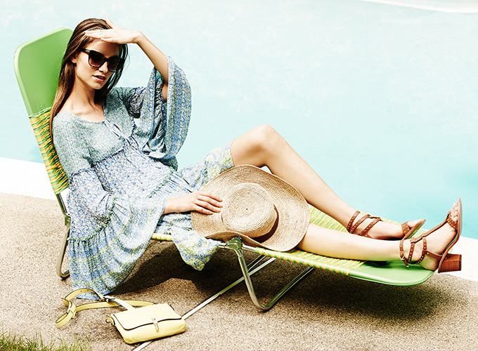 Endless Summer: Weekend Casual Fashion Lookbook by SHOPBOP