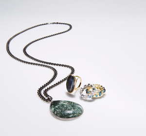 Fine Jewelry Feat. Elizabeth Showers at gilt