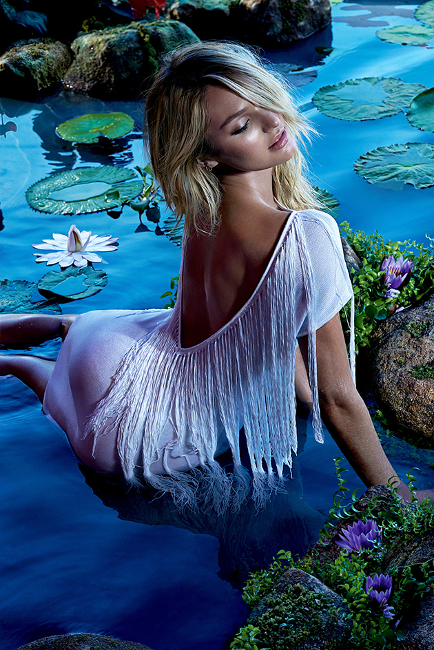 Forum Spring 2015 Campaign feat. Candice Swanepoel_2