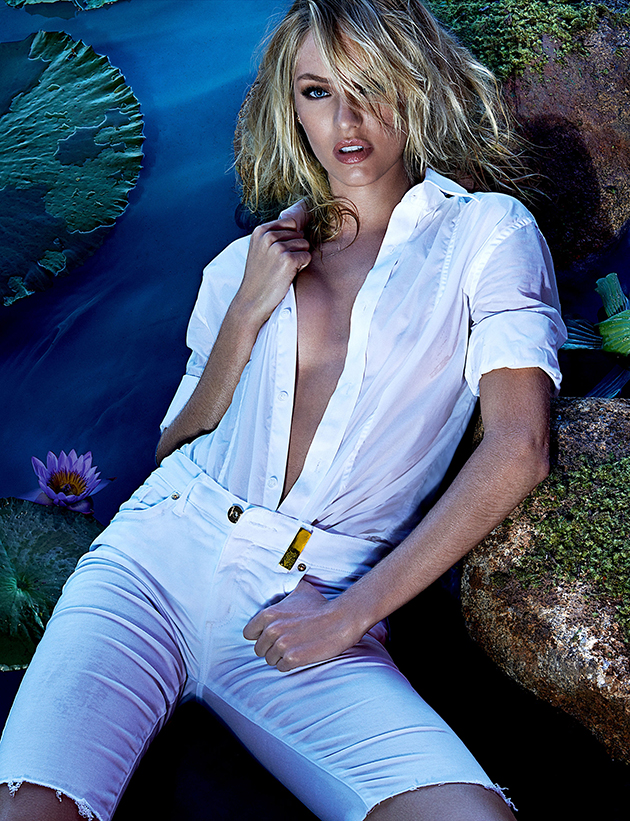 Forum Spring 2015 Campaign feat. Candice Swanepoel_3