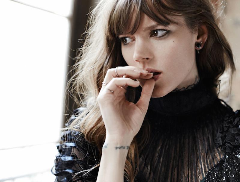 Freja Beha Erichsen for Glamour France August 2014_4
