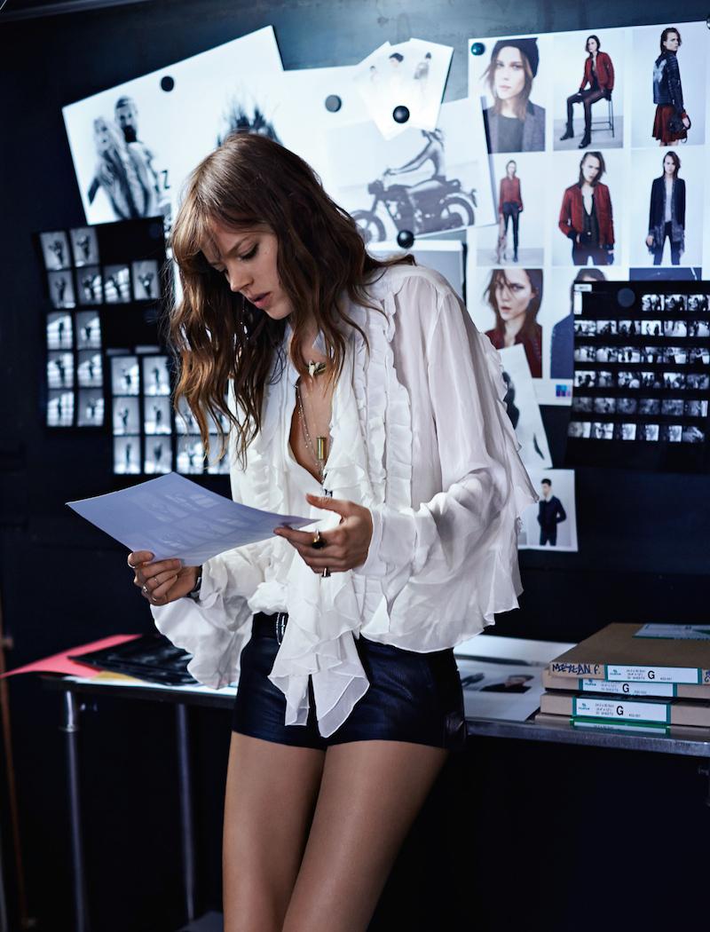 Freja Beha Erichsen for Glamour France August 2014_6